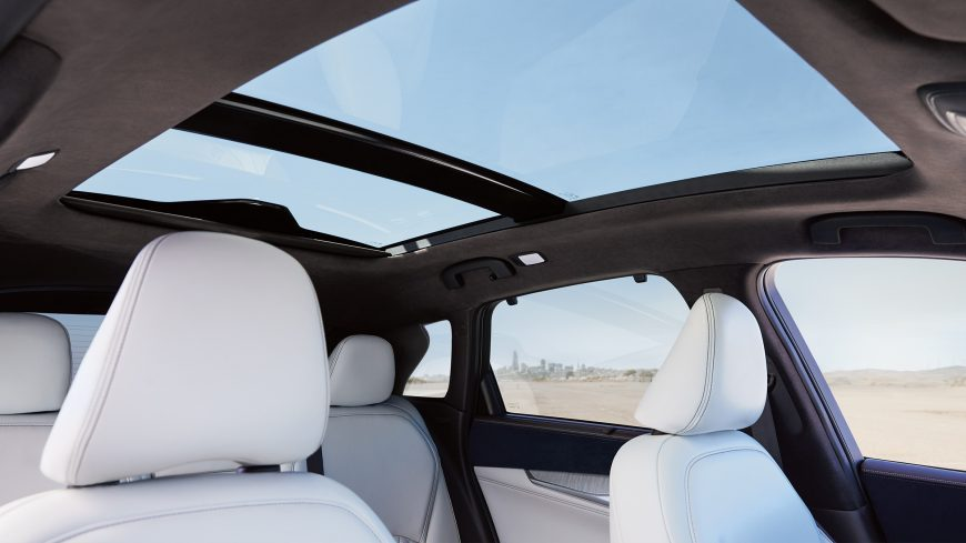 2019 INFINITI QX50 Luxury Crossover Panoramic Moonroof