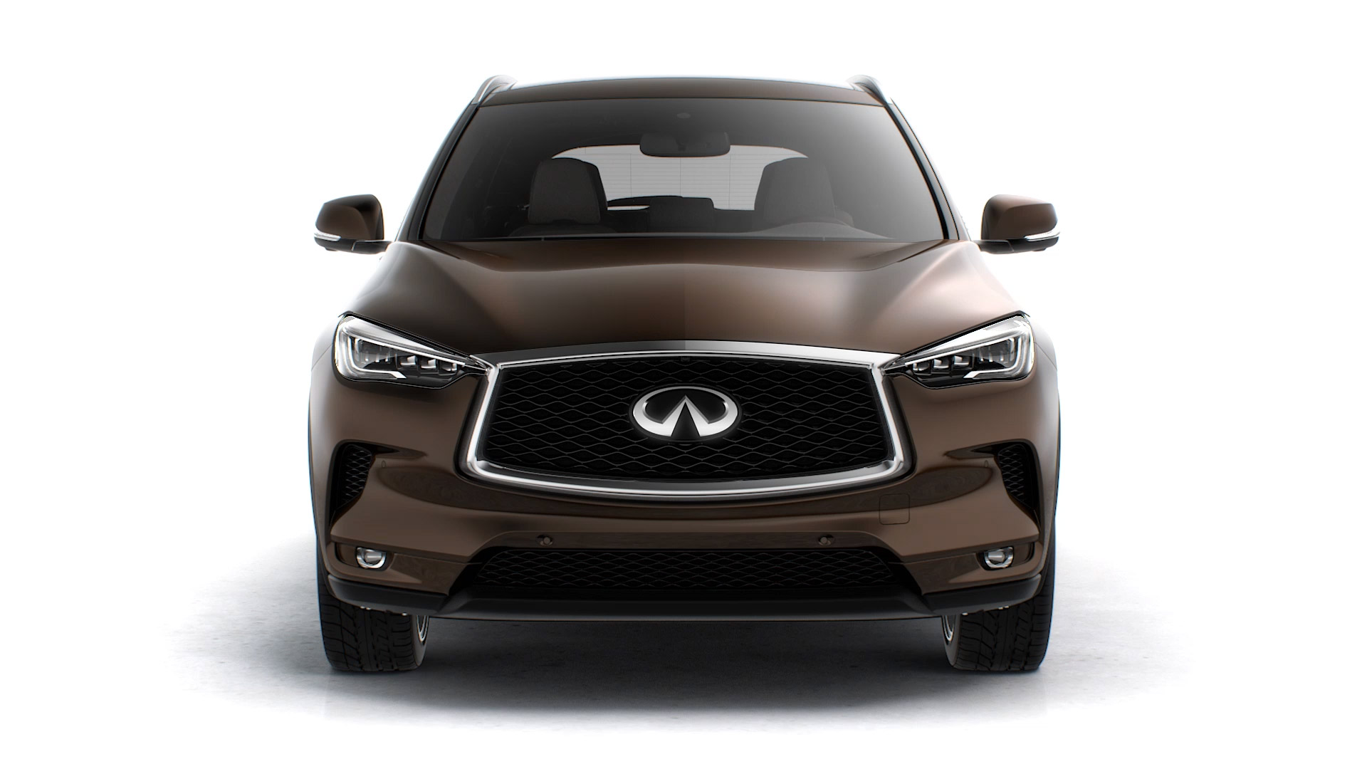 2019 INFINITI QX50 Luxury Crossover Exterior Design